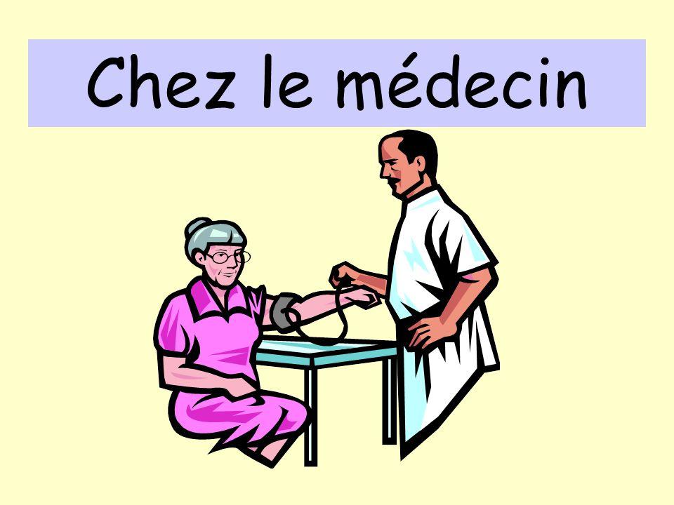 Chez le médecin