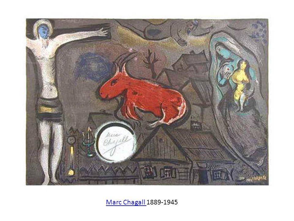 Marc Chagall 1889-1945