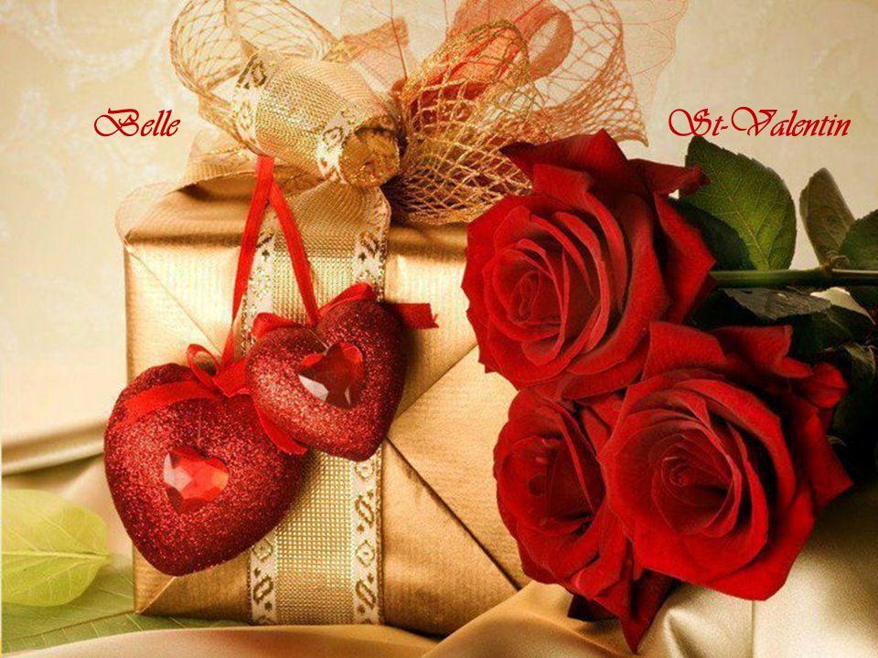 Belle St-Valentin