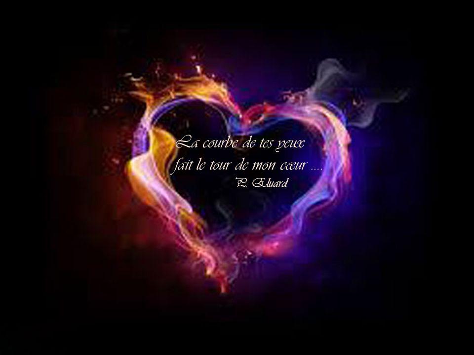 fait le tour de mon cœur ….