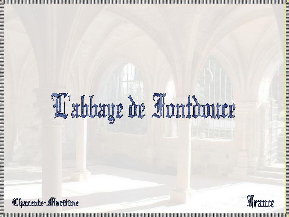 L abbaye de Fontdouce France Charente-Maritime