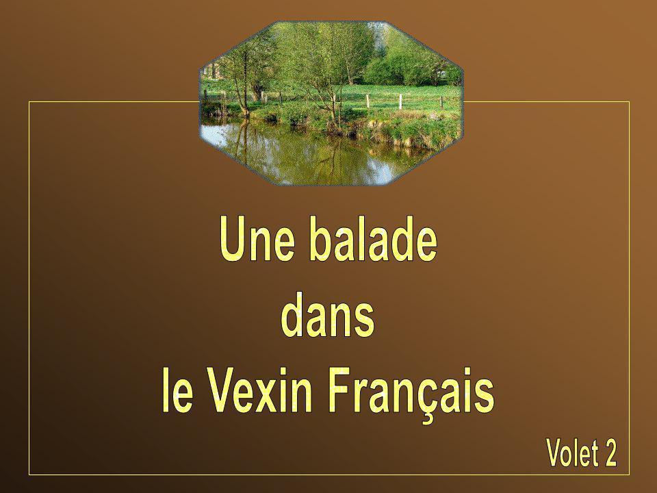 Une balade dans le Vexin Français