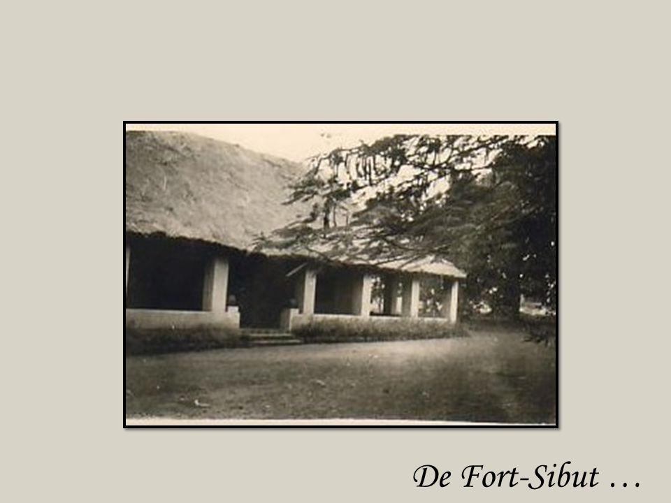 De Fort-Sibut …