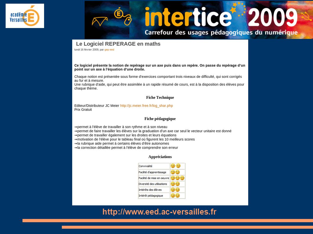 http://www.eed.ac-versailles.fr