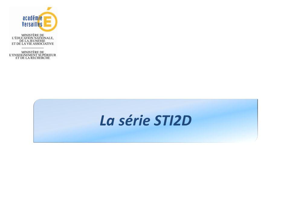 La série STI2D