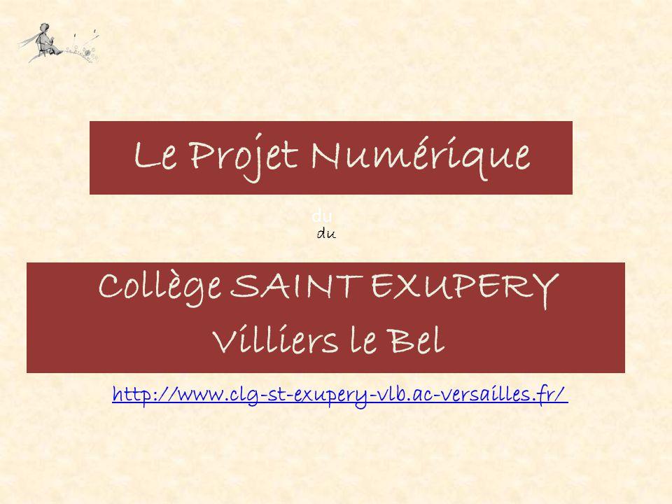 Collège SAINT EXUPERY Villiers le Bel