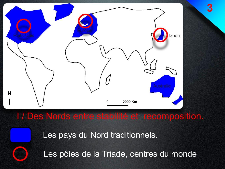 3 I / Des Nords entre stabilité et recomposition.