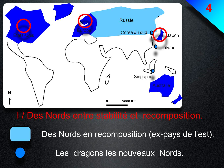 4 I / Des Nords entre stabilité et recomposition.