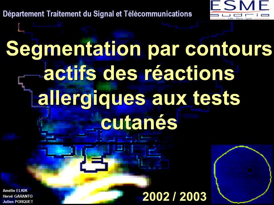 Département Traitement du Signal et Télécommunications