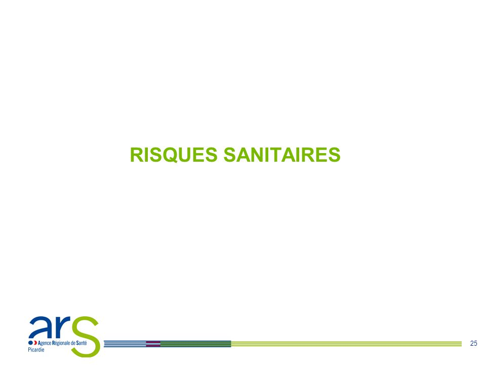 RISQUES SANITAIRES