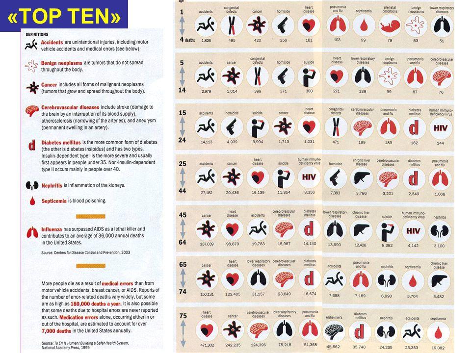 «TOP TEN»