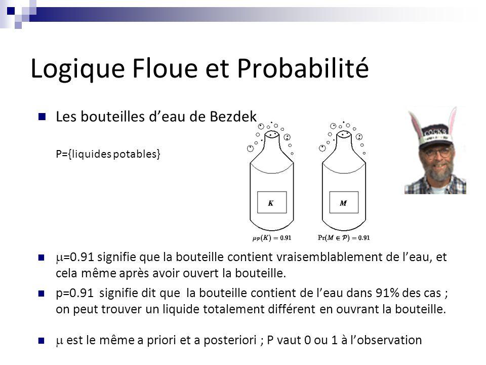 Logique Floue et Probabilité