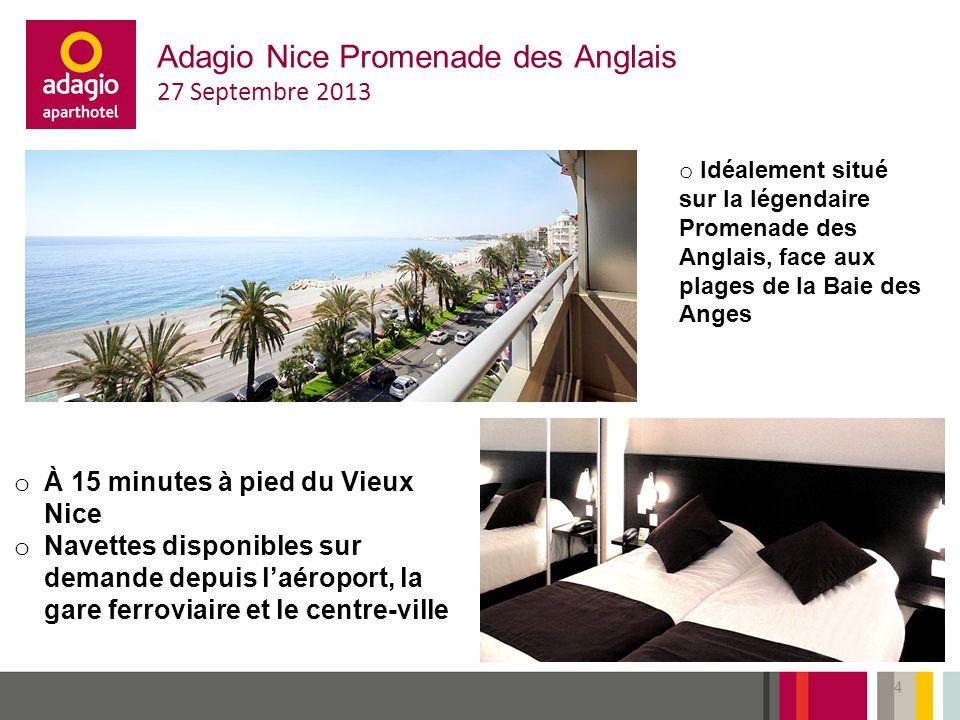 Adagio Nice Promenade des Anglais 27 Septembre 2013