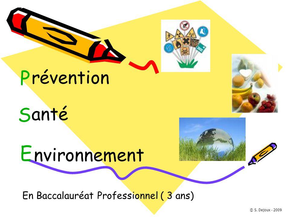 P S E révention anté nvironnement