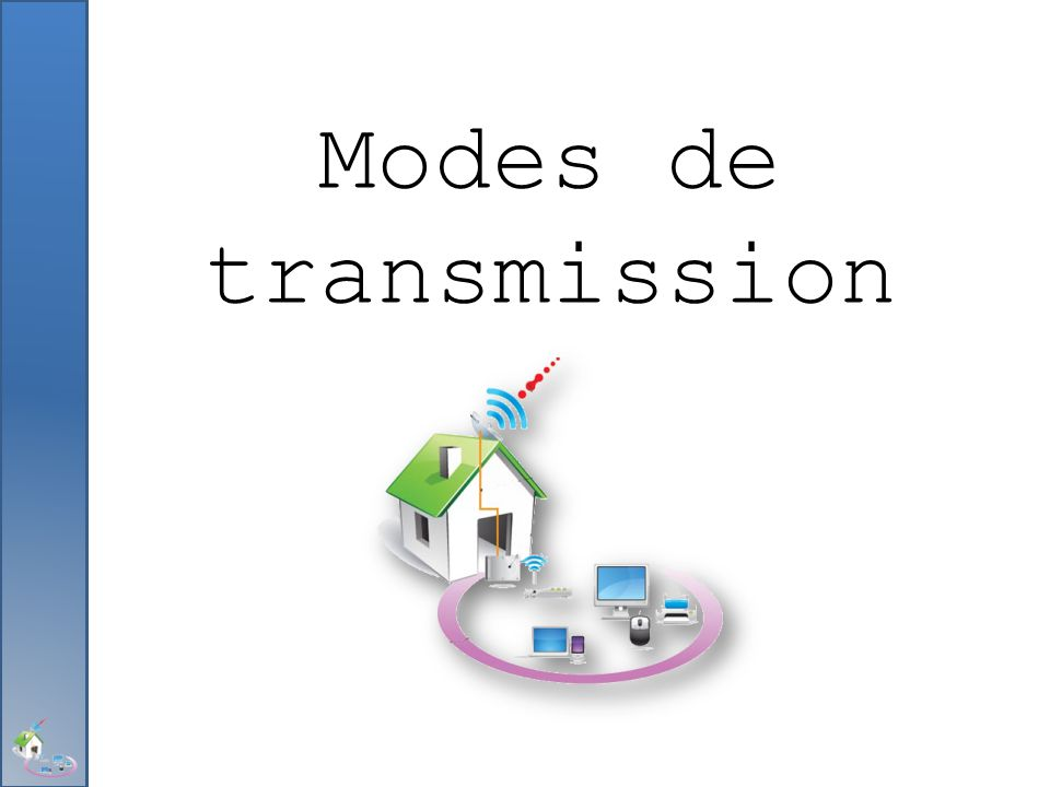 Modes de transmission