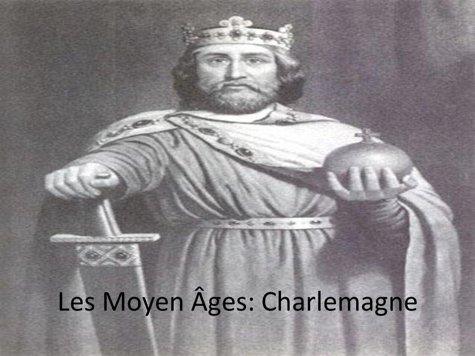 Les Moyen Âges: Charlemagne