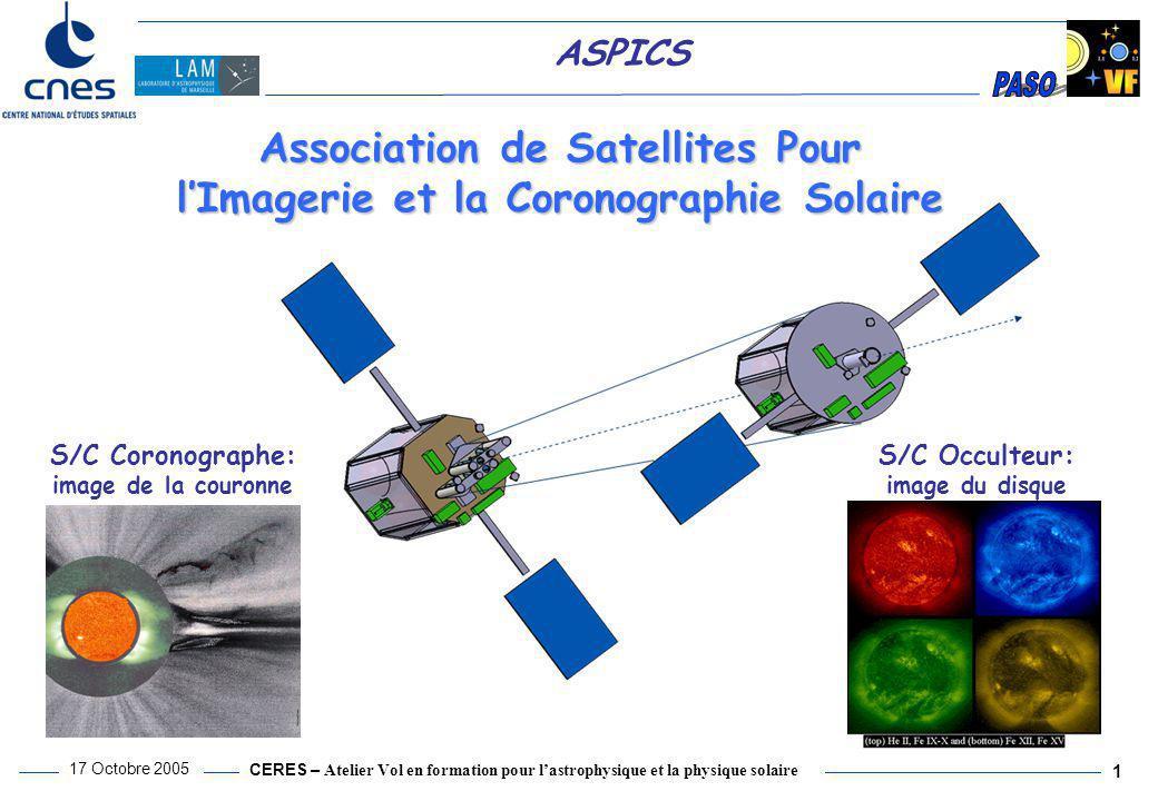 Association de Satellites Pour l'Imagerie et la Coronographie Solaire