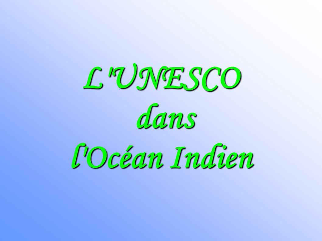 L UNESCO dans l Océan Indien