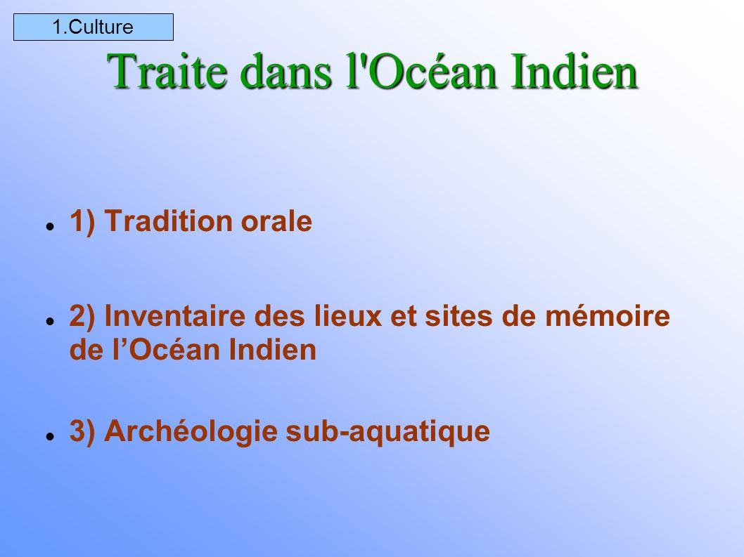 Traite dans l Océan Indien