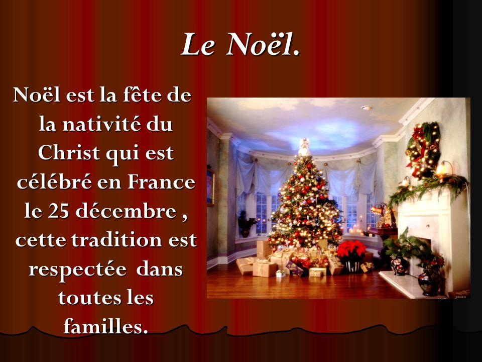 Le Noël.
