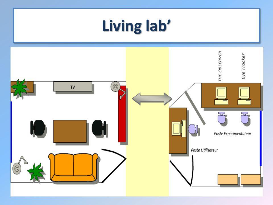 Living lab'