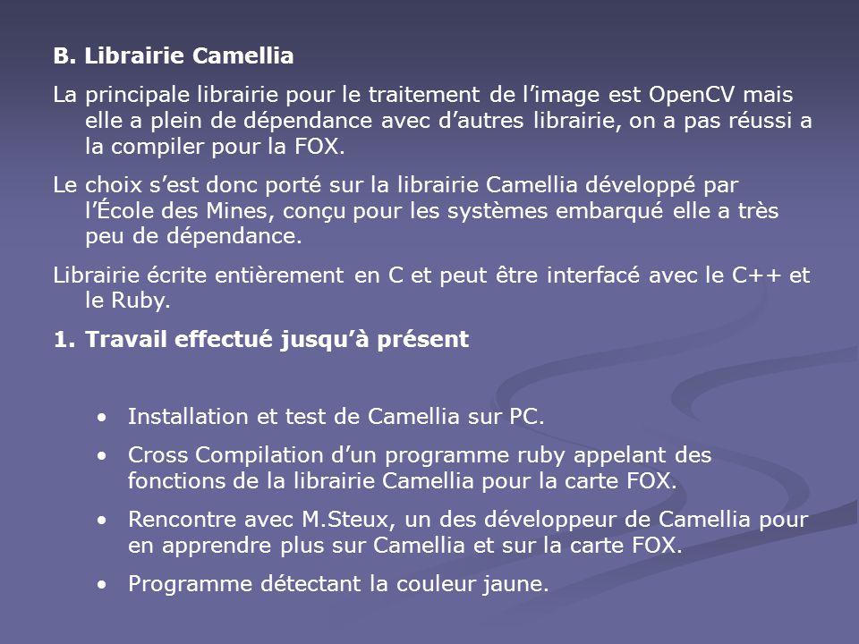 B. Librairie Camellia