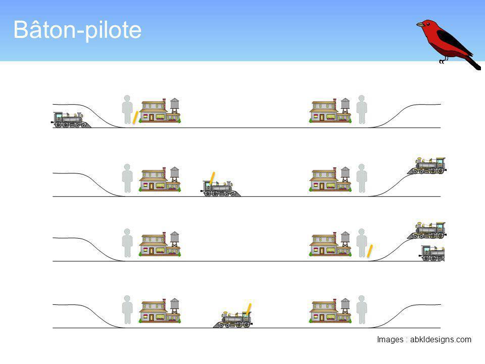 Bâton-pilote Images : abkldesigns.com