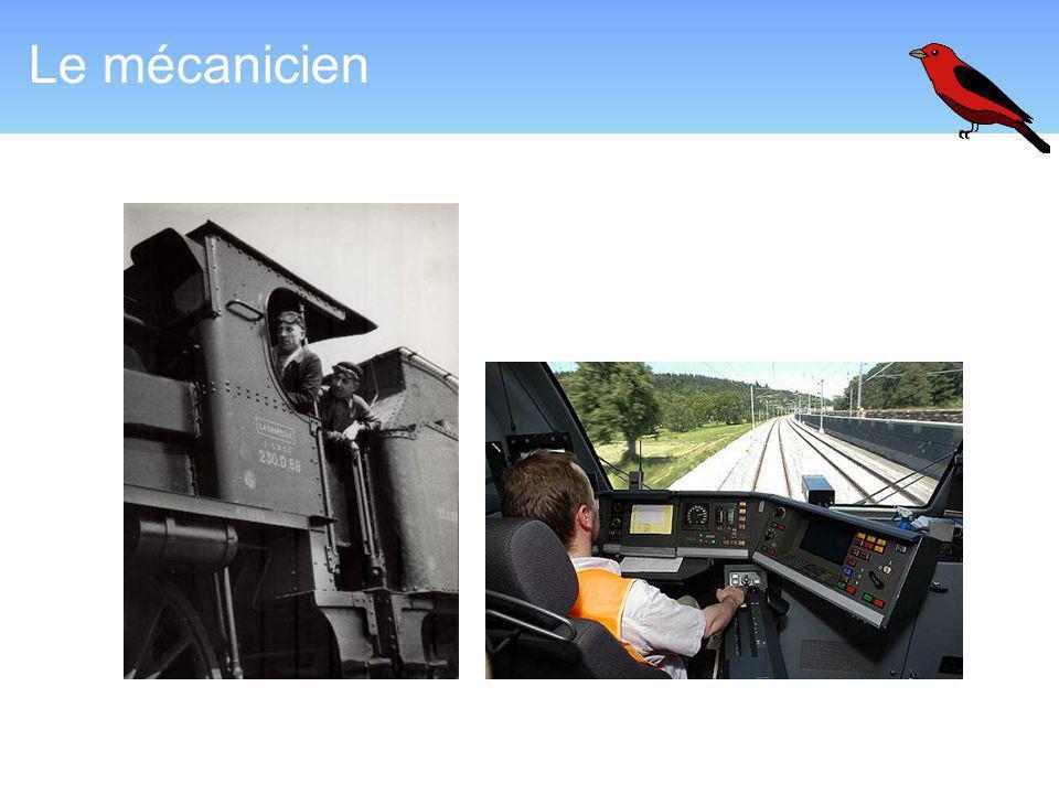 Le mécanicien