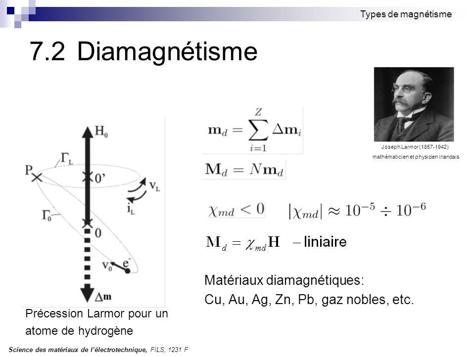 mathématicien et physicien irlandais