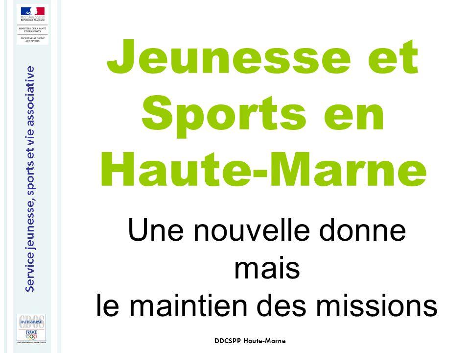 Jeunesse et Sports en Haute-Marne