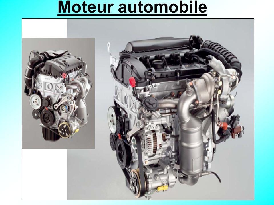 Moteur automobile