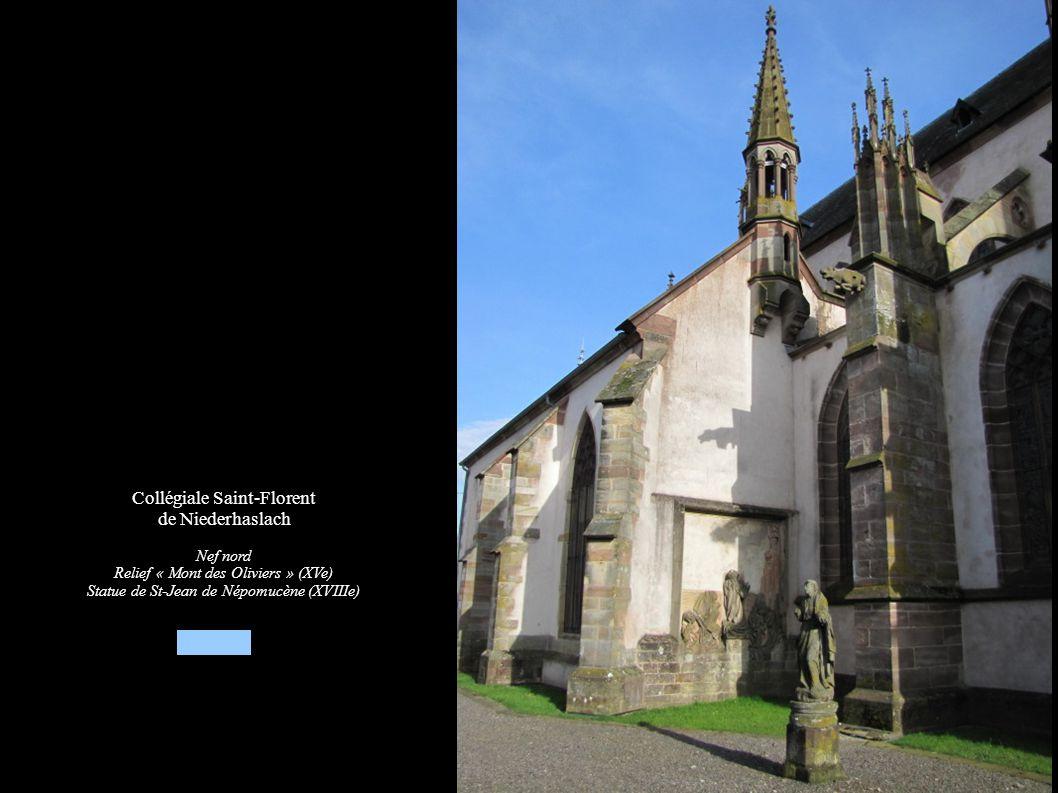 Collégiale Saint-Florent de Niederhaslach