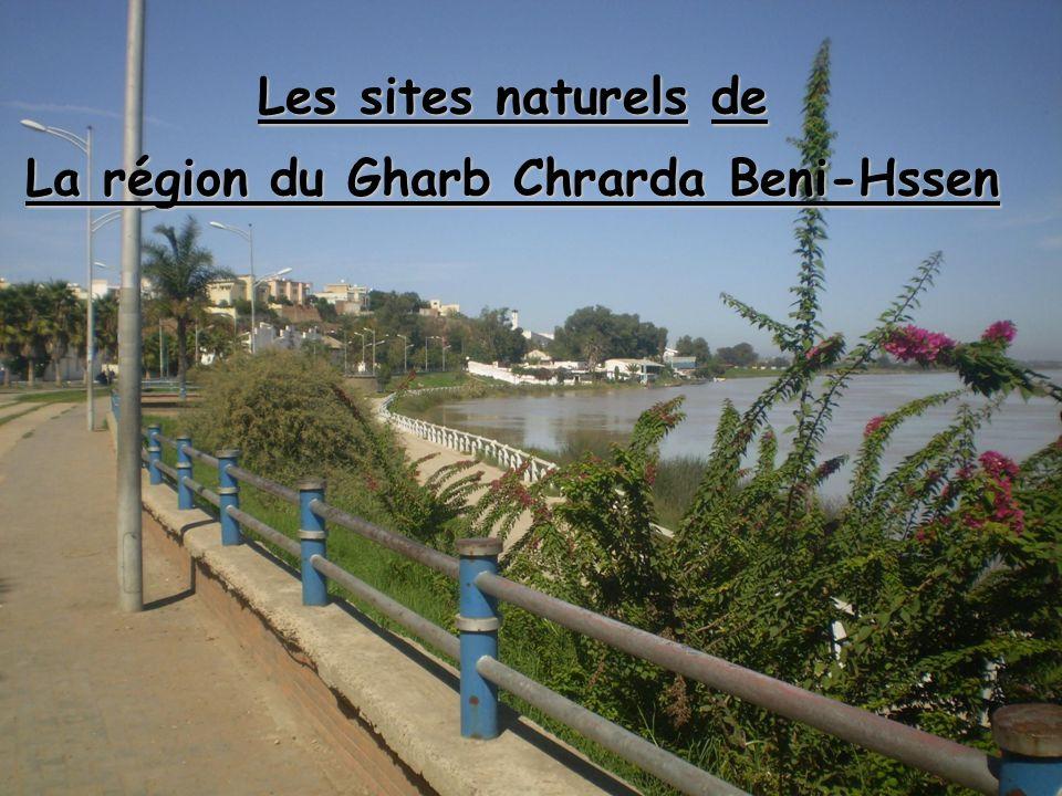 La région du Gharb Chrarda Beni-Hssen