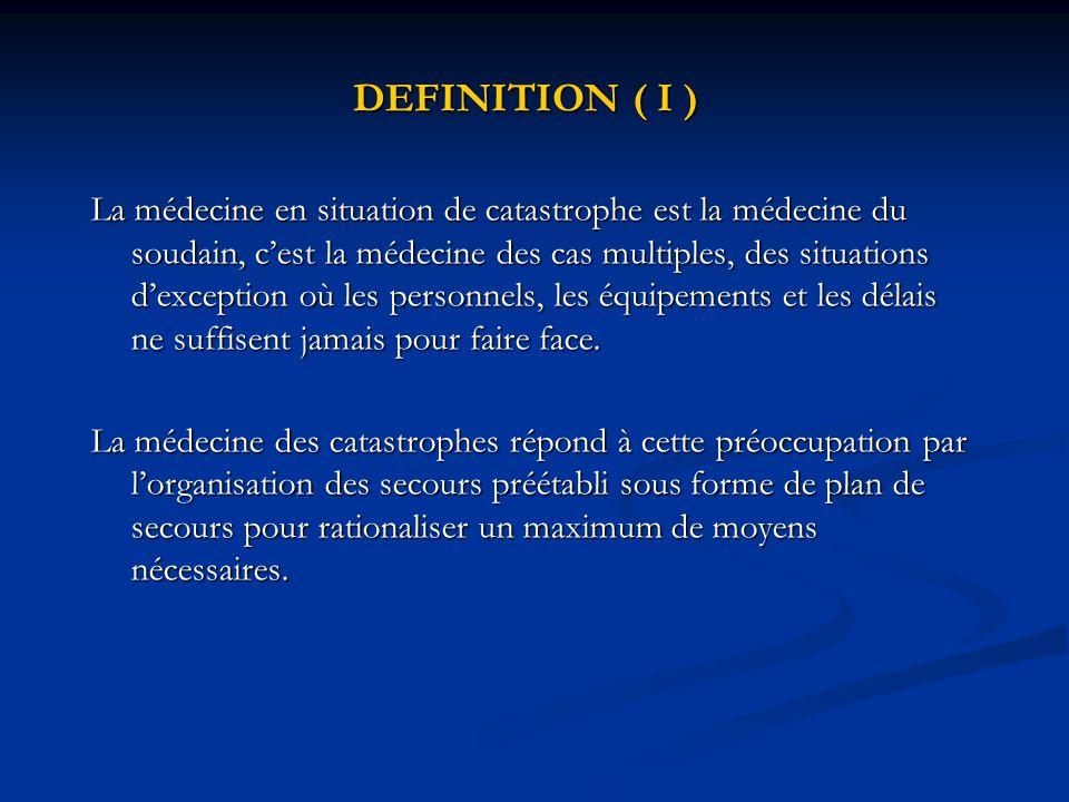 DEFINITION ( I )