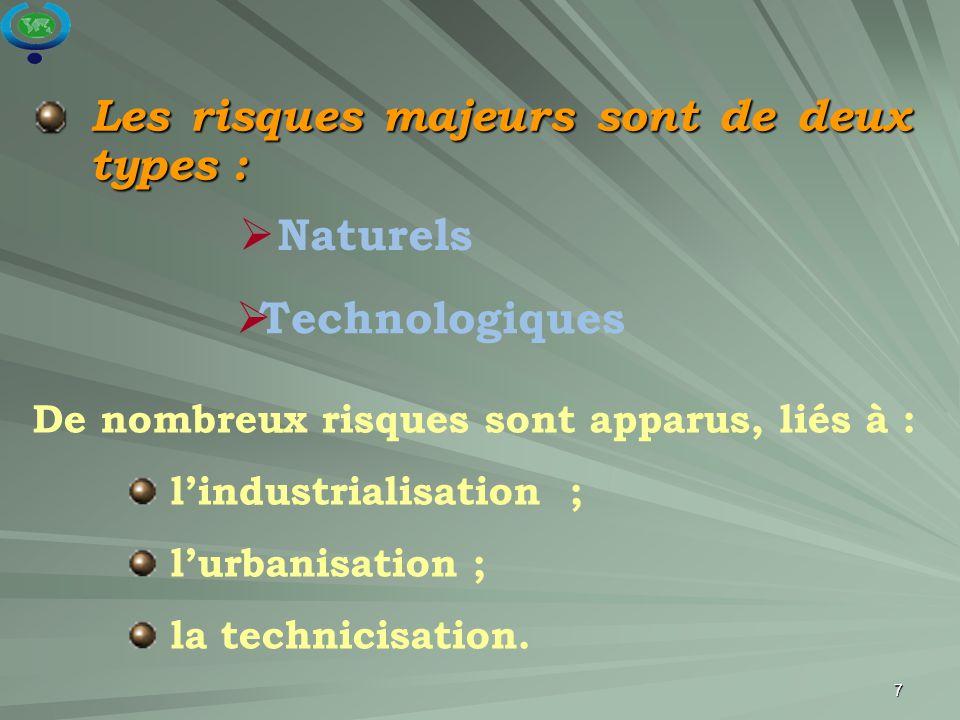 Naturels Technologiques