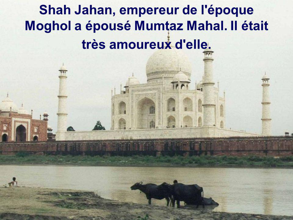 le taj mahal est une des nouvelles merveilles du monde ppt video online t l charger. Black Bedroom Furniture Sets. Home Design Ideas