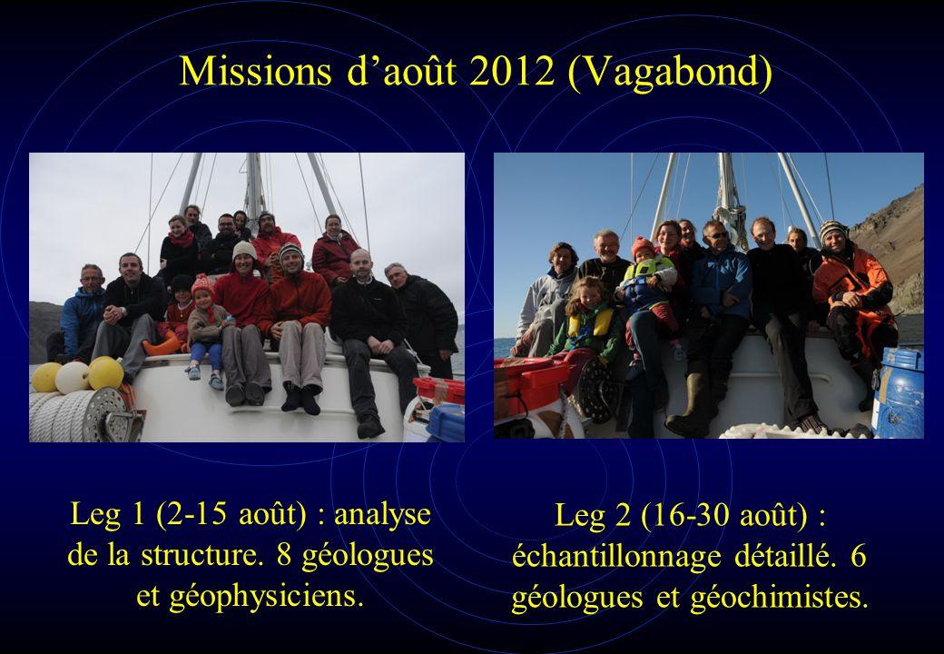 Missions d'août 2012 (Vagabond)