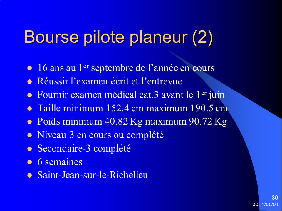 Bourse pilote planeur (2)