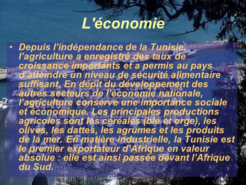 L économie