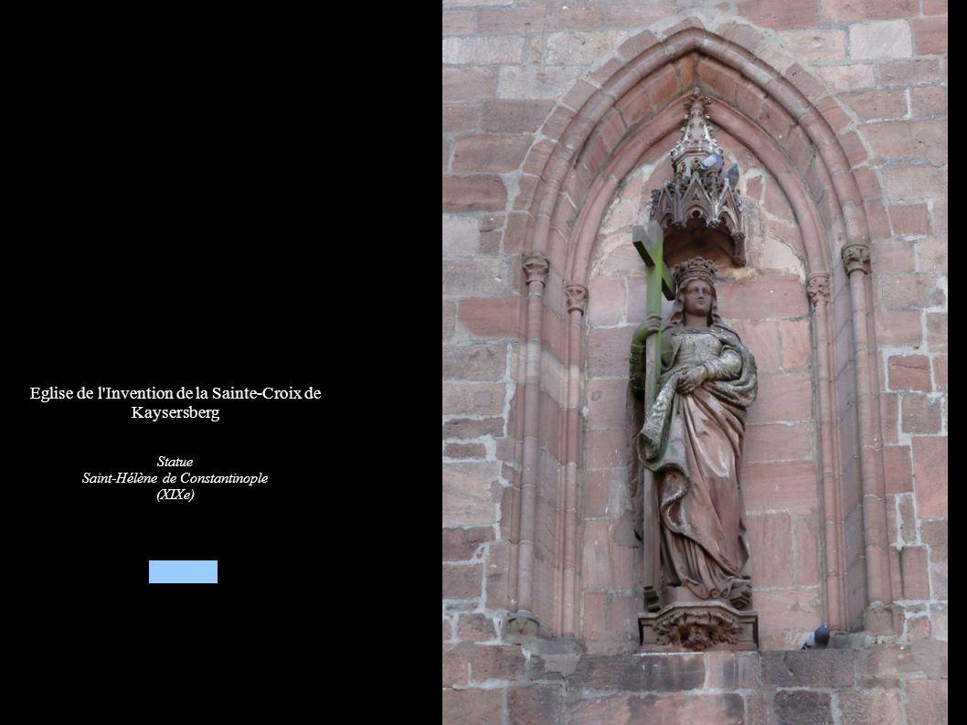 Eglise de l Invention de la Sainte-Croix de Kaysersberg