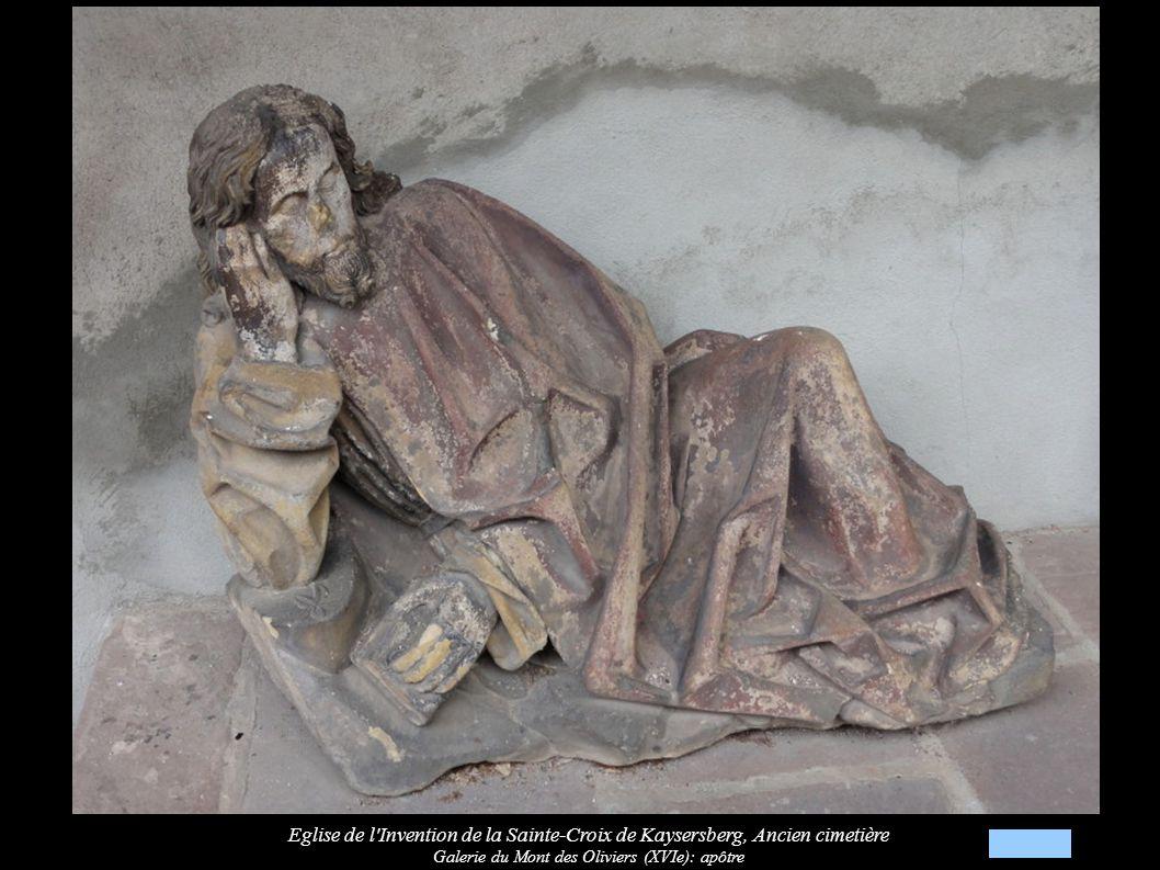 Galerie du Mont des Oliviers (XVIe): apôtre
