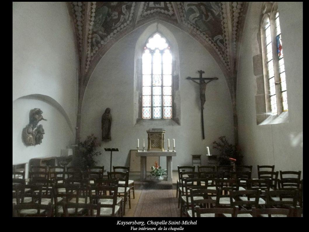 Kaysersberg, Chapelle Saint-Michel