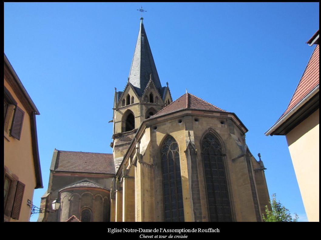 Eglise Notre-Dame de l Assomption de Rouffach