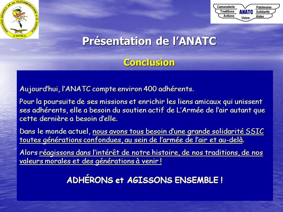 Présentation de l'ANATC ADHÉRONS et AGISSONS ENSEMBLE !