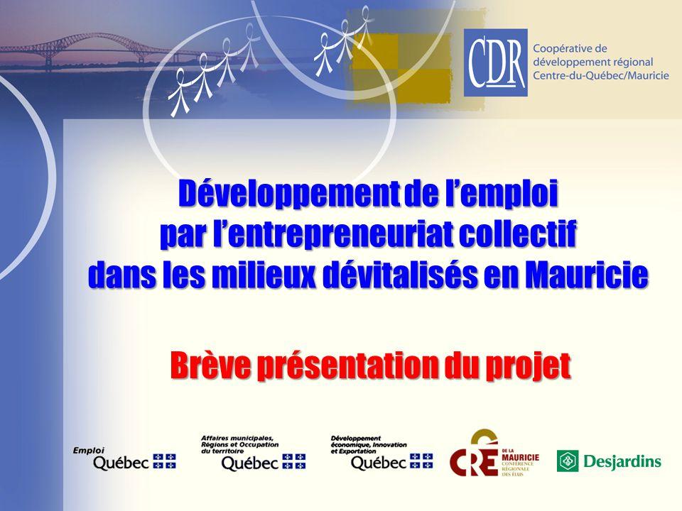 Brève présentation du projet