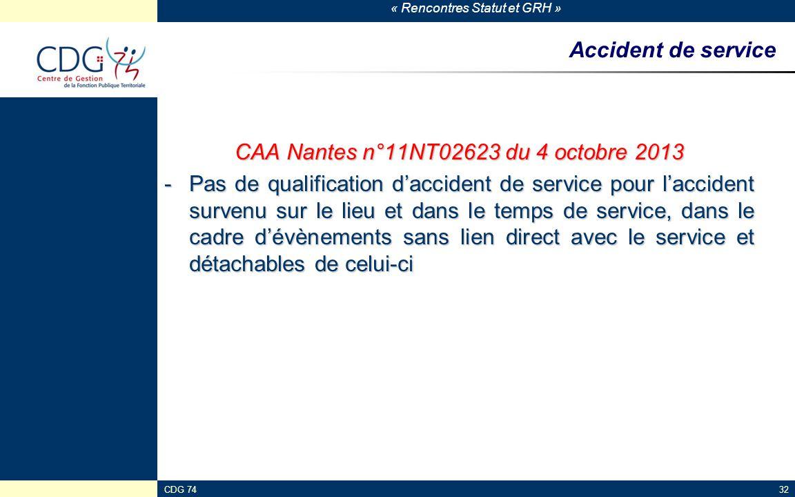 CAA Nantes n°11NT02623 du 4 octobre 2013