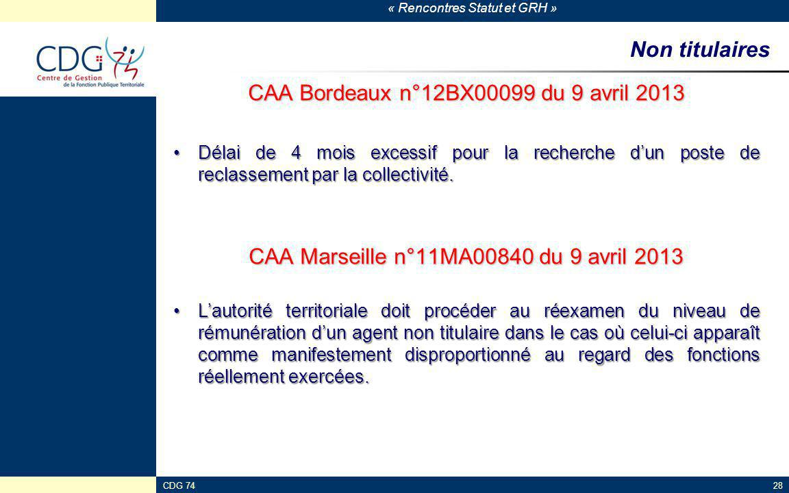 CAA Bordeaux n°12BX00099 du 9 avril 2013