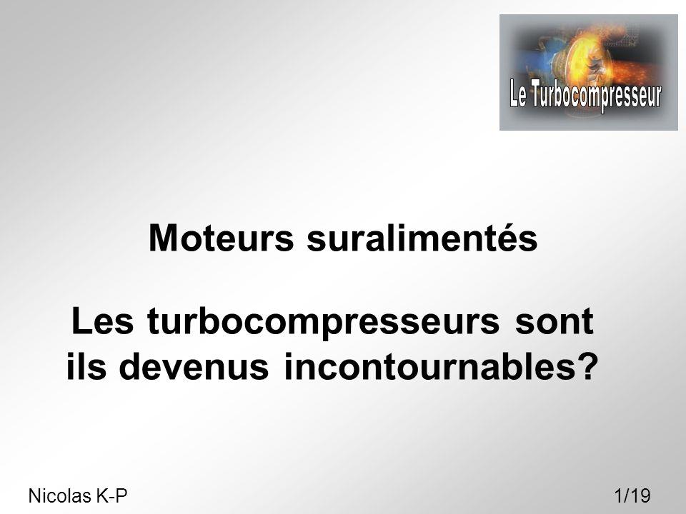 Les turbocompresseurs sont ils devenus incontournables