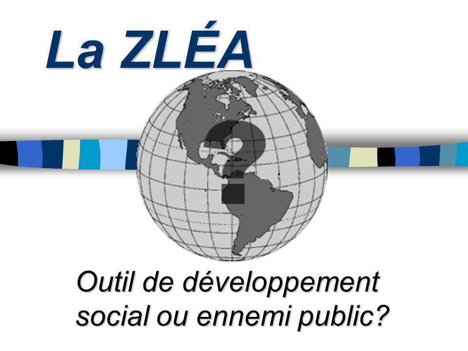 Outil de développement social ou ennemi public
