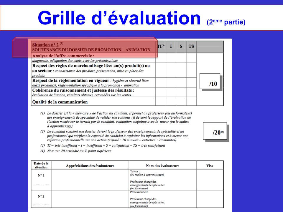Action de promotion animation en unit commerciale preuve - Grille d evaluation des competences infirmieres ...